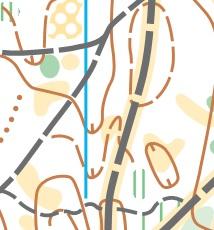 Holmbury map